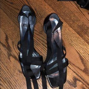 Stuart Weitzman Shoes - Stuart Weitzman size 9.5 lace-up stilettos